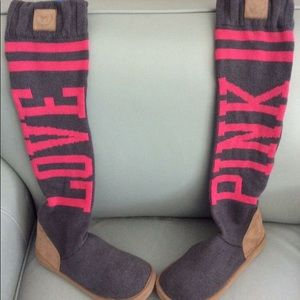 Victoria Secret Mukluk Boots